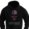 These Colors Don't Run American Patriot Shirt