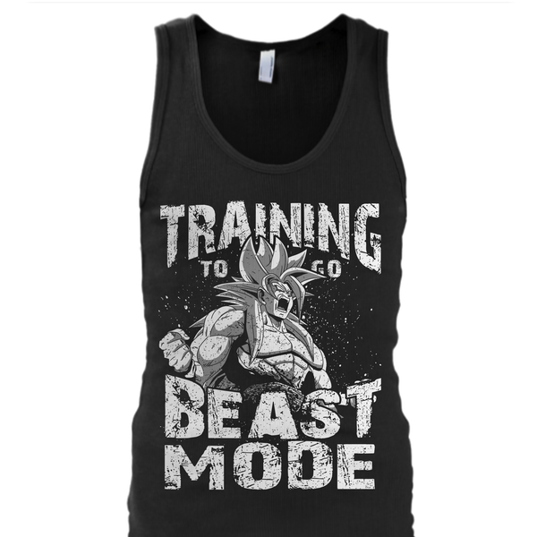 Training To Go Beast Mode Shirt
