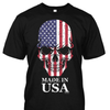 Made In USA Premium Cotton Shirt
