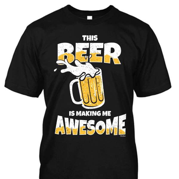 Come To The Dark Side We Have Beer Shirt