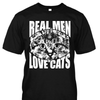 Real Men Love Cats Premium Cotton Shirt