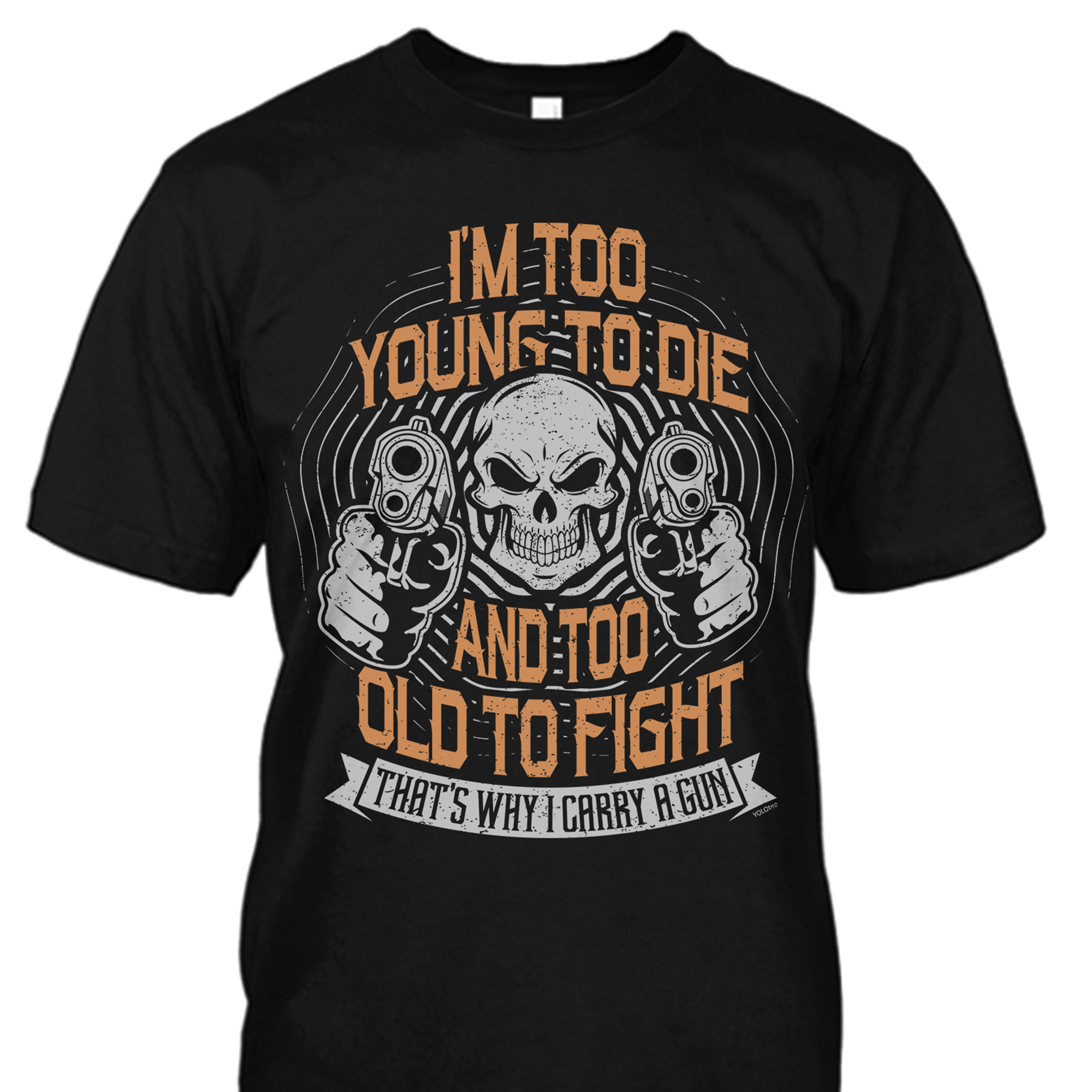 I'm Too Young To Die and Too Old To Fight (Alternate)