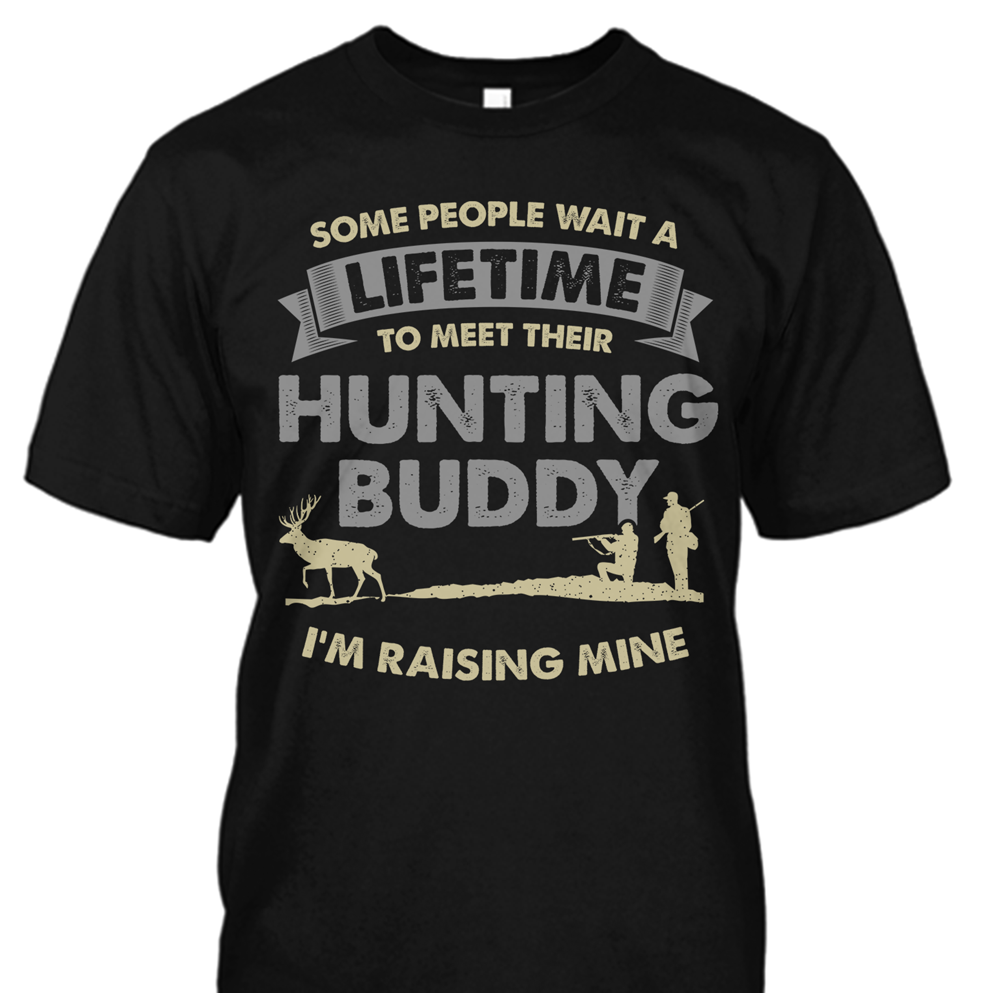 Are You Raising Your Deer Hunting Buddy?