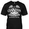 My Grandpa is My Guardian Angel Shirt