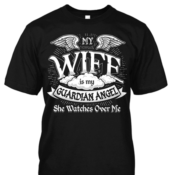 My Sister is My Guardian Angel Shirt