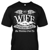 My Wife is My Guardian Angel Shirt