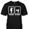 My Wife Your Wife Body Premium Shirt