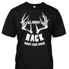 It's All About That Rack Hunting Shirt