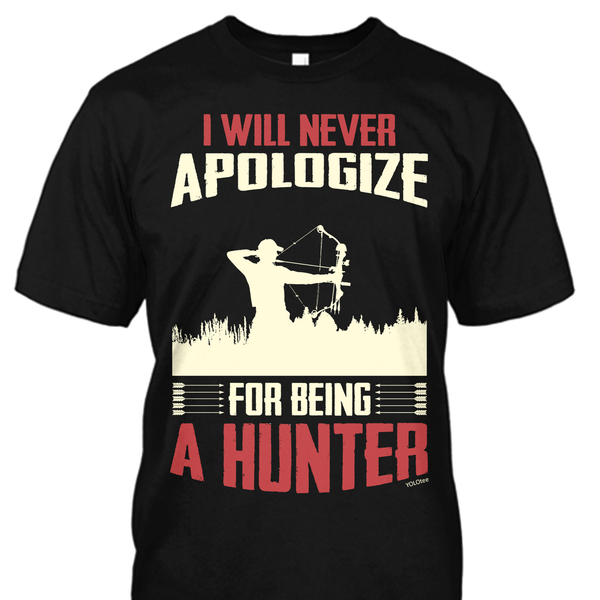 I'll Never Apologize For Being a Hunter (Bow Version)