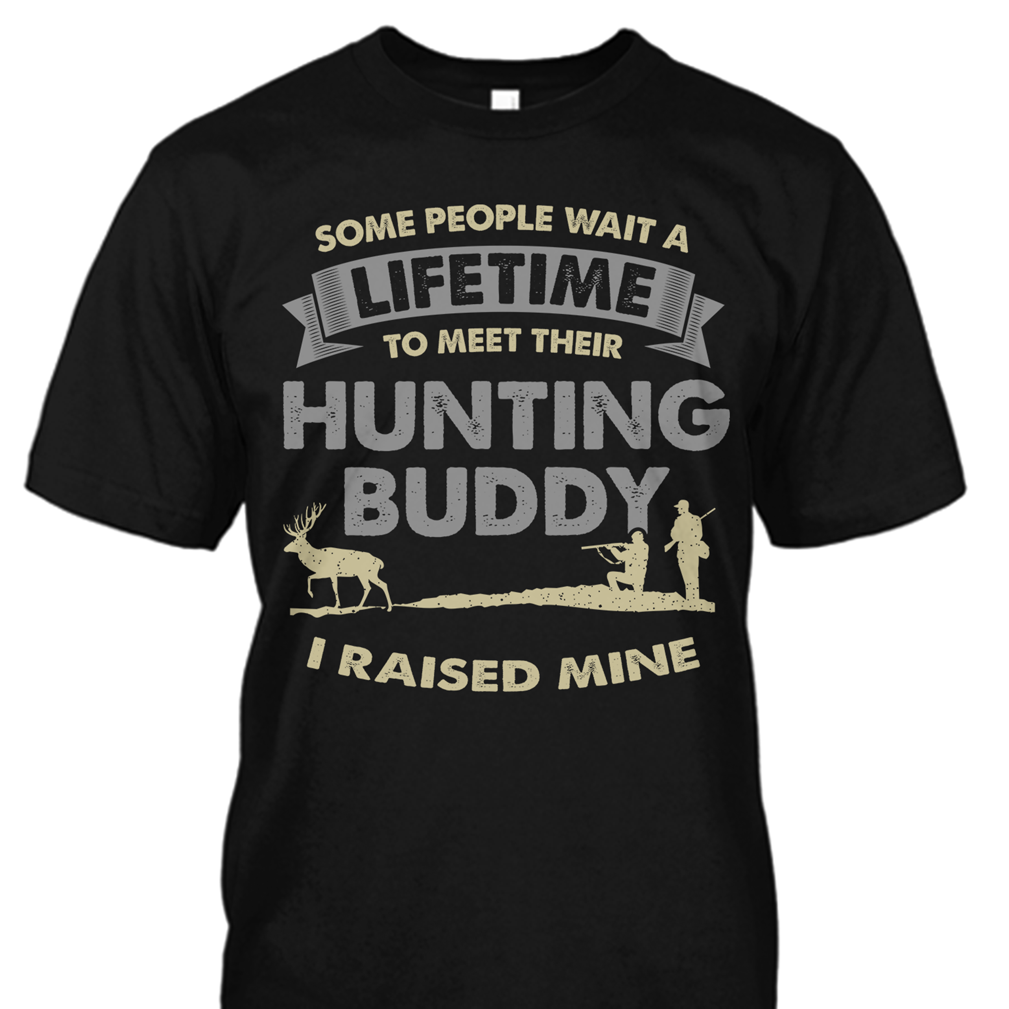 Did You Raise Your Deer Hunting Buddy?