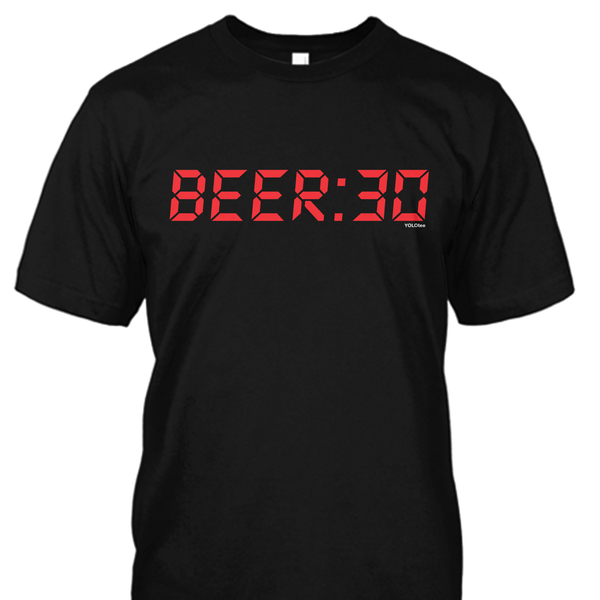 I Saved A Beer Premium Cotton Shirt