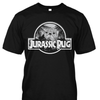 Jurassic Pug Premium Cotton Shirt