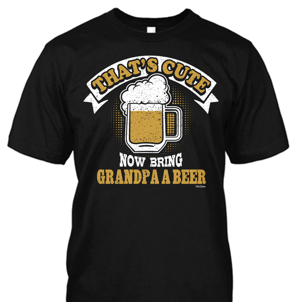 In Beer We Trust Premium Shirt