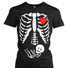 Skeleton Baby Premium Cotton Shirt