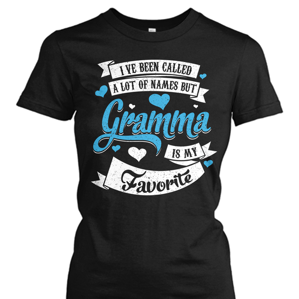 I've Been Called a Lot of Names But Grandmama Is My Favorite