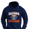 I May Live in California but My Team is Denver