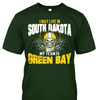I May Live in South Dakota but My Team is Green Bay