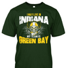 I May Live in Indiana but My Team is Green Bay