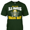 I May Live in Illinois but My Team is Green Bay