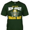 I May Live in New Jersey but My Team is Green Bay