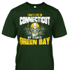 I May Live in Connecticut but My Team is Green Bay