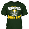 I May Live in Virginia but My Team is Green Bay