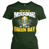 I May Live in Missouri but My Team is Green Bay