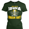 I May Live in Iowa but My Team is Green Bay