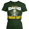 I May Live in Ohio but My Team is Green Bay
