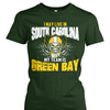 I May Live in South Carolina but My Team is Green Bay