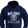 I may live in New Jersey but my team is Dallas