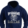 I may live in Wyoming but my team is Dallas