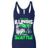 I may live in Illinois but my team is Seattle