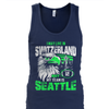 I may live in Switzerland but my team is Seattle