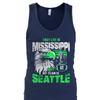 I may live in Mississippi but my team is Seattle