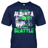 I may live in Alberta but my team is Seattle