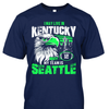 I may live in Kentucky but my team is Seattle
