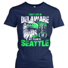 I may live in Delaware but my team is Seattle