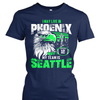 I may live in Phoenix but my team is Seattle