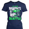 I may live in Massachusetts but my team is Seattle