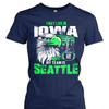 I may live in Iowa but my team is Seattle
