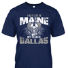 I may live in Maine but my team is Dallas