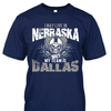 I may live in Nebraska but my team is Dallas