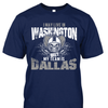 I may live in Washington but my team is Dallas
