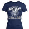 I may live in Kentucky but my team is Dallas