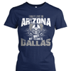 I may live in Arizona but my team is Dallas