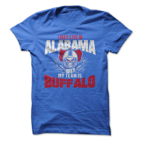 State Loyal - Buffalo & Alabama