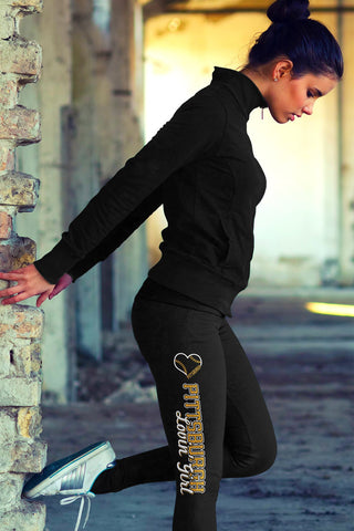 Love Leggings Camo - Pittsburgh Baseball