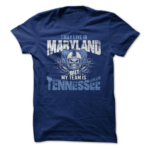 State Loyal - Tennessee & Maine
