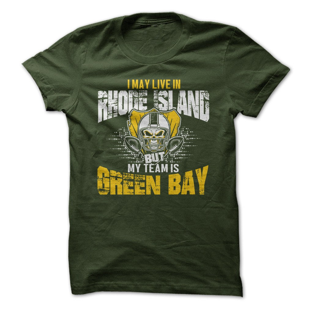 State Loyal - Green Bay & Rhode Island